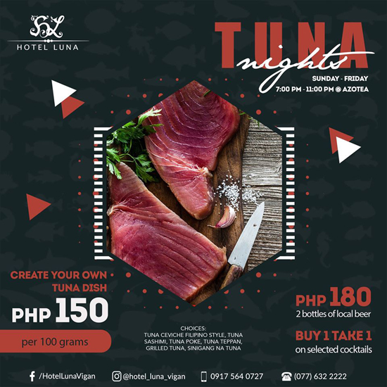 Tuna Nights