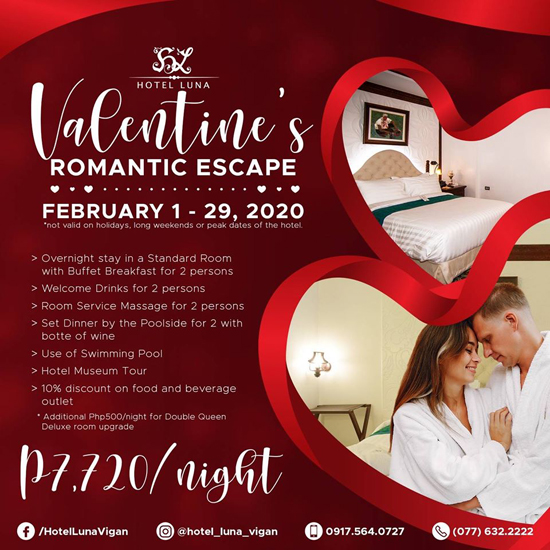 Valentine's Romantic Escape